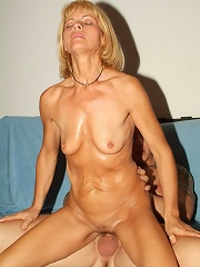Wrinkled Mature Ritta Sucking Off A Cock Before She Straddles On Top And Took It Into Her Gash^hardcore Matures Mature Porn Sex XXX Mature Mom Free Pi
