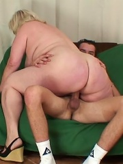 The Hot Young Cock Fucks The Granny Mouth And Then Its Inside Her Beautiful Pussy^my Wifes Mom Mature Porn Sex XXX Mature Matures Mom Moms Erotic Pics