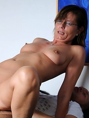 Horny Housewife Fucking Her Boy Toy^mature Nl Mature Porn Sex XXX Mature Mom Free Pics Picture Gallery
