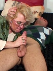 Granny Is Happy He Returned Her Cell Phone And She Lets Him Have His Way With Her Tight Pussy^granny Bet Mature Porn Sex XXX Mom Picture Pics