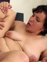 His Wife Walks In On Him Just As He Is Blowing His Load On His Mother In Law So Sticky^my Wifes Mom Mature Porn Sex XXX Mature Matures Mom Moms Erotic