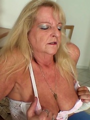 He Happens To Love Older Chicks And This Wrinkled Slut Has The Goods To Give Him Happiness^my Wifes Mom Mature Porn Sex XXX Mom Free Pics Picture Gall
