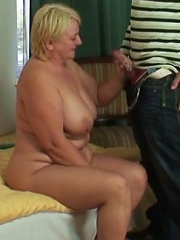 She Is A Horny Slut And Her Son In Law Has The Best Body She Has Ever Seen So They Go For It^my Wifes Mom Mature Porn Sex XXX Mature Matures Mom Moms