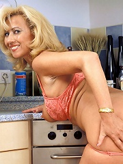 Horny Cougar In Stockings Nailed Hard By A Stud^40 Something Mag Mature Porn Sex XXX Mom Picture Pics