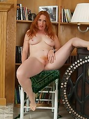 Furry Redheaded Milf Gets Down And Dirty^all Over 30 Mature Porn Sex XXX Mom Free Pics Picture Gallery