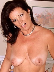 Asian MILF Loves To Play With His Big Cock^40 Something Mag Mature Porn Sex XXX Mom Picture Pics